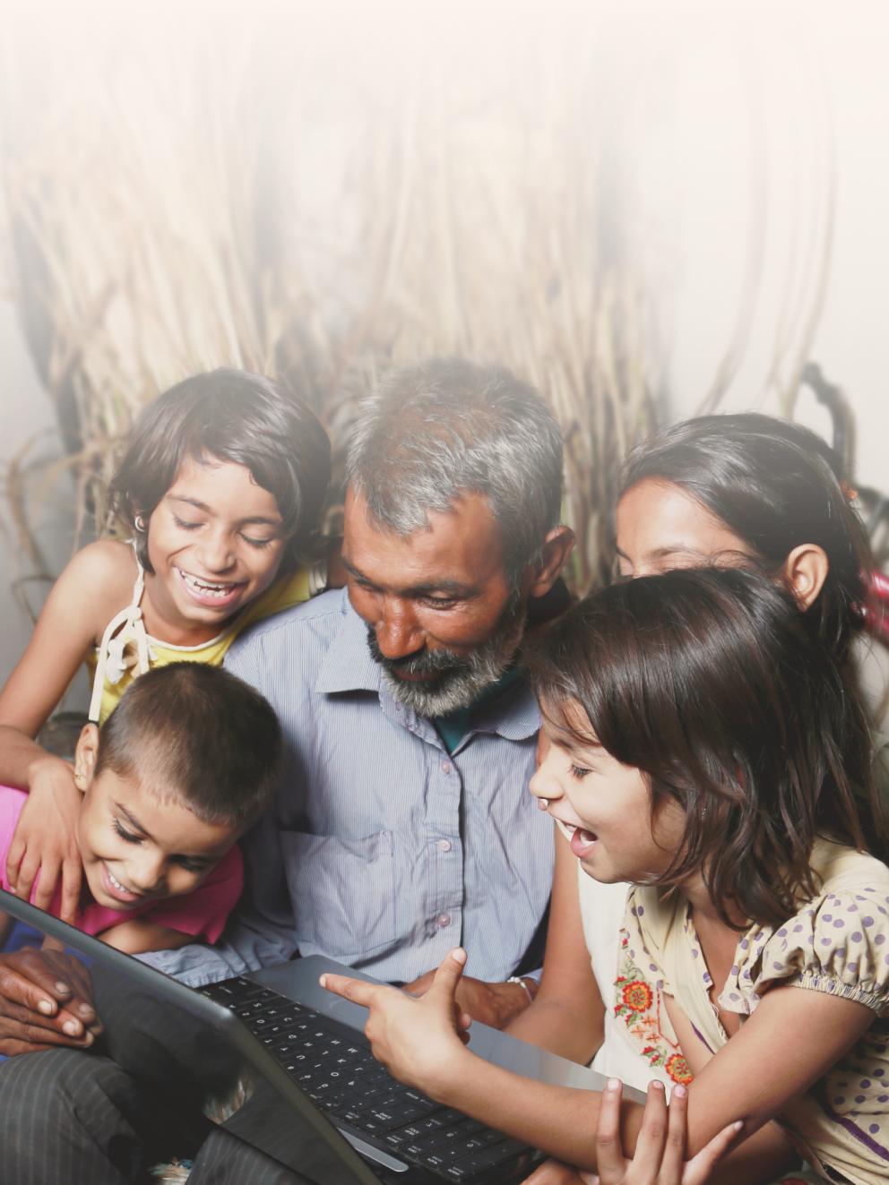 Shaping a digital future that belongs to everyone